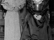 Götz von Berlichingen 1962 - Elmar Osborn als Bischof und Angelika Hauff als Adelheid