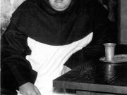 Götz von Berlichingen 1966 -  Hubert M. Mittendorf als Abt von Fulda