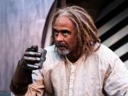 Pierre Sanoussi-Bliss als Götz von Berlichingen