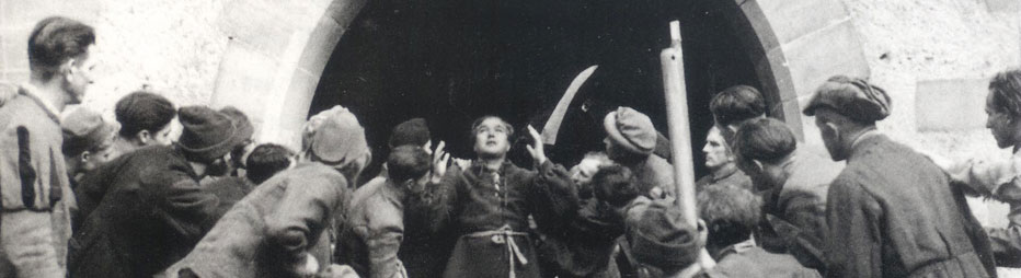 Otto Knur 1950